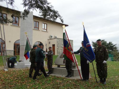Vogrsko - Spomenik padlim v NOB in Spomenik osamosvojitve