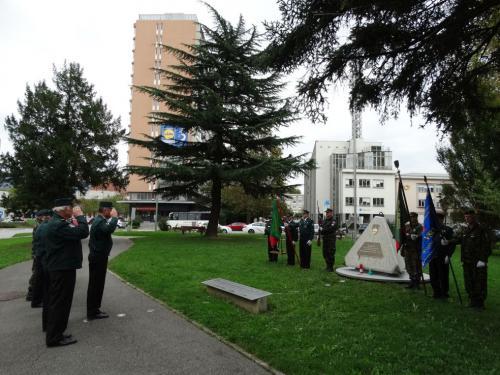 Nova Gorica - Spomenik osamosvojitve