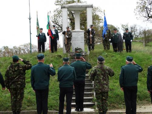 Sleme - Spomenik padlim Slovenskim vojakom na Škabrijelu