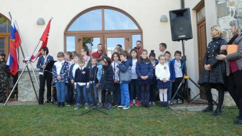 Nastop Osnovne šole Vogrsko