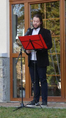 Pozdravne besede ravnatelja OS Vogrsko Primož Hvala Kamenšček