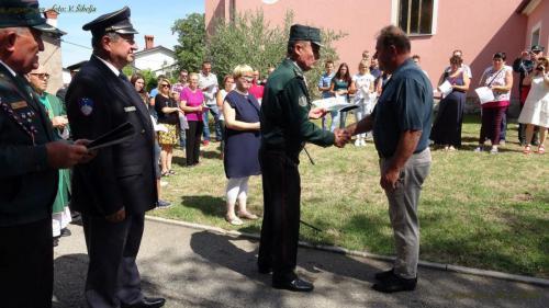 Priznanje je prejela Občina Miren - Kostanjevica