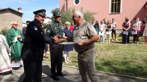 Priznanje je prejel Zlatko Martin Marušič