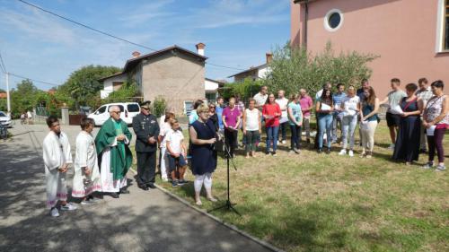 Cerkveni pevski zbor Opatje selo