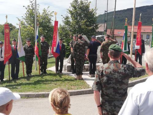 Pohod treh vojn, Ravnica, 17.8.2019