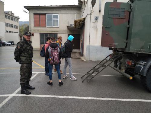 Predstavitev Slovenske vojske