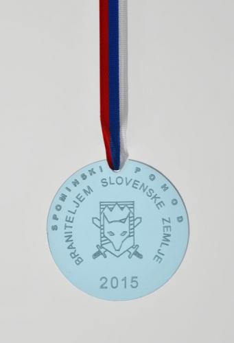 Medalja za Spominski pohod Braniteljem slovenske zemlje