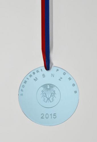 Medalja za Spominski pohod MSNZ