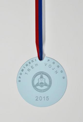 Medalja za Spominski pohod treh vojn
