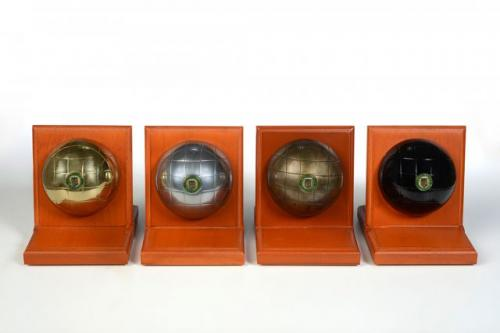 Pokali za tekmovanje v balinanju