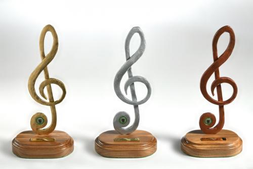Priznanje Violinski ključi OZVVS »VETERAN« Nova Gorica